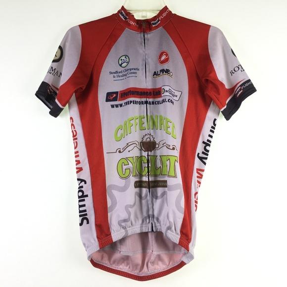 b7d2c0edb Castelli Shirts | Bike Flights Alpino Sports Tshirt Dr1125 | Poshmark